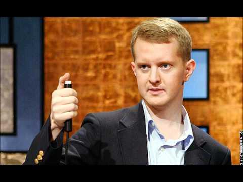 Top winner of Jeopardy. Who is Ken Jennings?