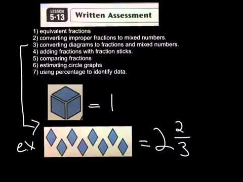 Everyday Math Unit 5 Review 1of 3