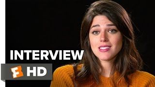 Blair Witch Interview - Callie Hernandez (2016) - Horror Movie
