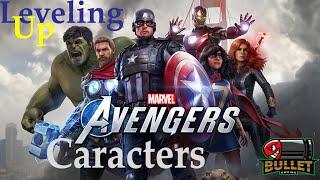 Marvel avenger game play  live