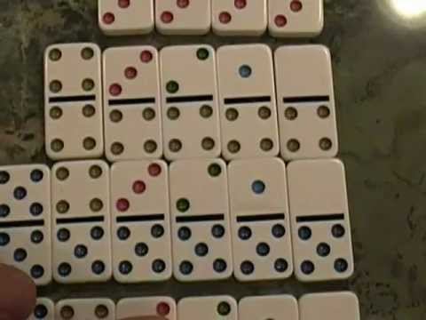 Easy Dominos  How Many Tiles In A 0-to-6 Dots Dominos Set?  Let's Do The Math