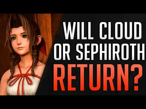 Will CLOUD Or Sephiroth RETURN?! Kingdom Hearts 3 ReMIND DLC – Discussion