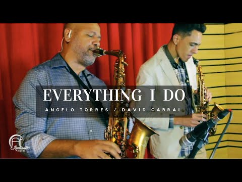 EVERYTHING I DO (Bryan Adams) Sax Angelo Torres e David Cabral - AT Romantic CLASS #9