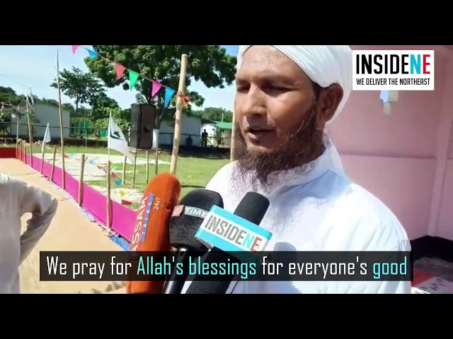 Eid-ul-Azha celebrations across Assam