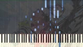 Это композиция из аниме Адвокаты чародеев: Бабочка Сесиль Ноты и MI...