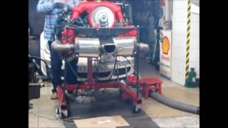 Silnik Motor Engine - Porsche 964 - tuning