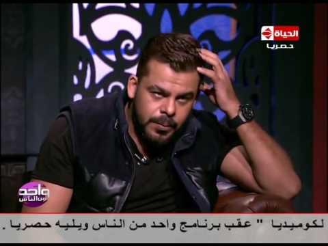 بالفيديو: منذر ريحانة يعترف بشرب الخمر ويحلق شعره تضامناً مع مرضى السرطان