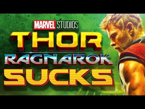 Thor Ragnarok SUCKS!?! The WORST Thor Movie?!? (SPOILER FREE, & SPOILERS) - Wasted Time Podcast
