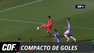 Deportes Antofagasta 4 - 0 Universidad de Chile | Torneo Scotiabank 2018 Fecha 17 | CDF