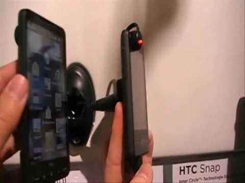 HTC HD 2 vs HTC HD Mini - Vergleich der beiden Smartphones von 24mobile.de auf der Cebit 2010