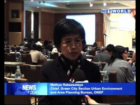Natural Resources and Environmental Min prepares Thailand for ASEAN ESC Award 2017