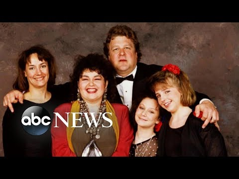 The drama behind the scenes on 'Roseanne'