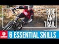 6 Essential Skills To Ride Any Basic Mountain Bike Trail MTB Skills mp3