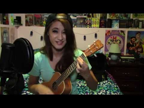 """Everybody Wants To Be A Cat/He's A Tramp"" Ukulele Mashup by Kaylazer"