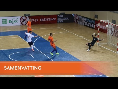 Highlights Nederland-Italië (09-04-2017)