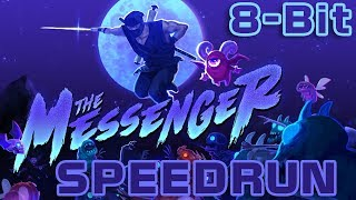 The Messenger [PC] Speedrun (8-Bit Mode) in 42:44