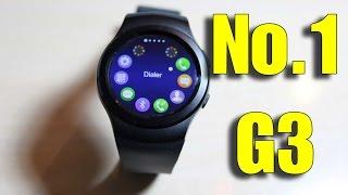 No.1 G3 Clone Samsung gear S2 La recensione completa