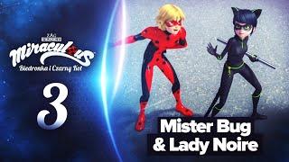 MIRACULUM |  Mister Bug & Lady Noire! Transformacja, charakter, wygląd  | S3: Reflekdoll (16/26)