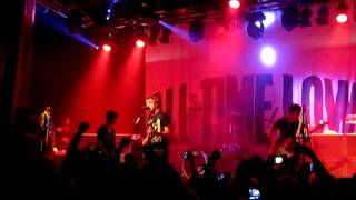All Time Low Debaser Medis Stockholm Aug 16 2010 Dear Maria, Count Me In
