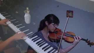 Download [Shigatsu wa Kimi no Uso 四月は君の嘘] Hikaru Nara/光るなら Violin and Piano