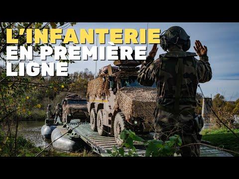 Exercice Calot Rouge - 1er régiment d'infanterie (1er RI)