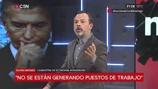 01-05-2019 - Carlos Heller en C5N - Minuto Uno, con Gustavo Sylvestre