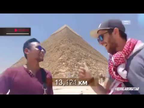 Haramain Backpackers 2 2017 Episod 1 - Pengembaraan Bermula!!!