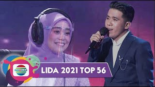 Spektakuler Iqhbal Sumbar Kulepas Dengan Ikhlas Buat Merinding Dan Raih All So Juri Lida 2021 MP3