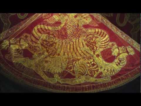 Coronation mantle