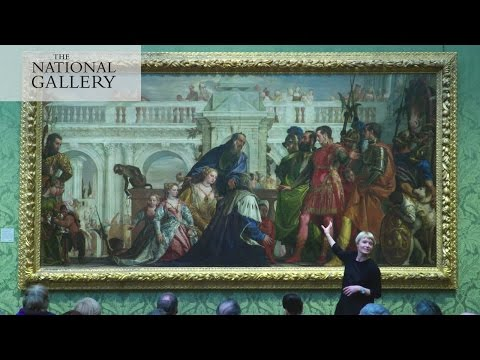 Paolo Veronese: a moment in the story of Alexander the Great | National Gallery