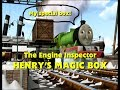 The Engine Inspector - Henry's Magic Box