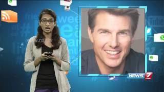 Tom Cruise secret astronaut training in NASA | #Vingyanam | News7 Tamil
