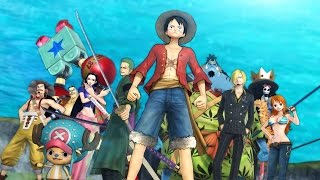 One Piece Pirates Warriors 3 • Starting Block • PC