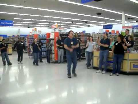 Walmart Fight Song