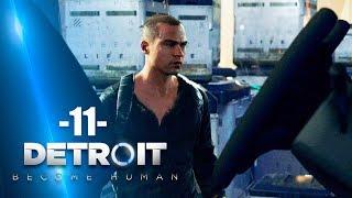 Zagrajmy w Detroit Become Human #11 - AUTONOMICZNA CIĘŻARÓWKA - Polski gameplay - PS4 PRO
