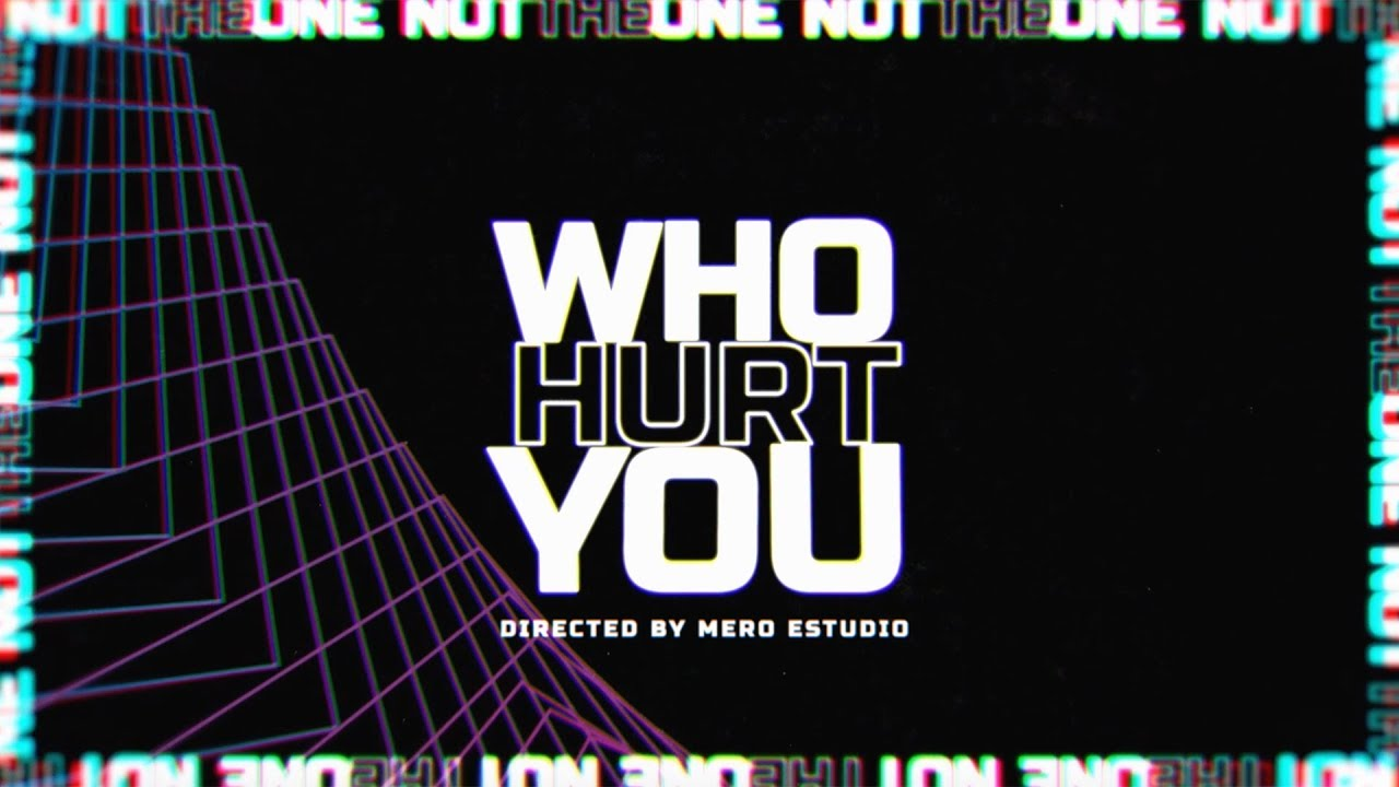 WhoHurtYou: Not The One (Lyric Video)