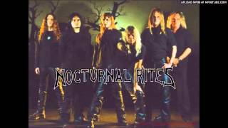 Nocturnal rites - Living for today