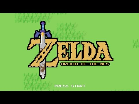 Breath of the NES V2 Trailer (TOTAL GRAPHICAL REVAMP)