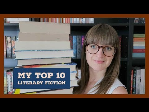 My Top 10 Favourite Literary Fiction Books