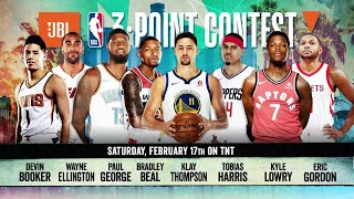 2018 JBL 3-Point Contest Participants Announced | Inside The NBA | NBA on TNT