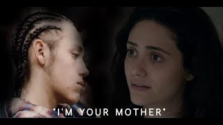 Shameless - Fiona is actually Carl's mother (AU)