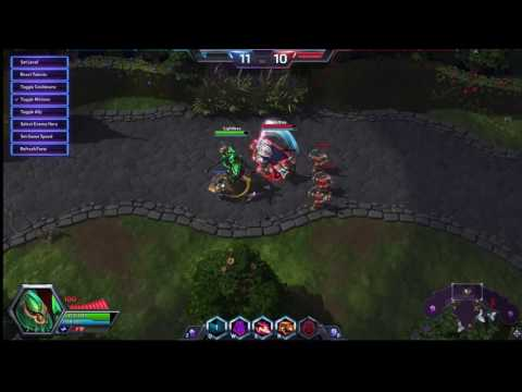 HEROES OF THE STORM - PUBLIC TEST REALM