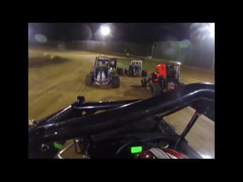 Preston Perlmutter Heat Race 600NW 105 Speedway