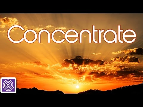 Concentration Music For Studying ☯ Brain Power, Study Music,