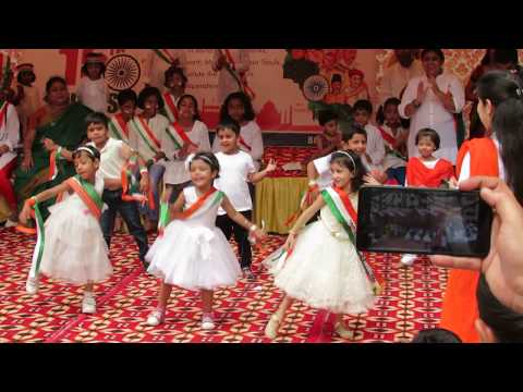 INDEPENDENCE DAY | Kids Dance Performance | 15 August