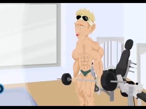 Ultimate Douchebag Workout Super Duty Master Flex Neck Youtube