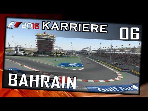 F1 2016 Karriere #006[GERMAN|HD+|2k|60FPS|PC|ULTIMATE|100%] Bahrain Training