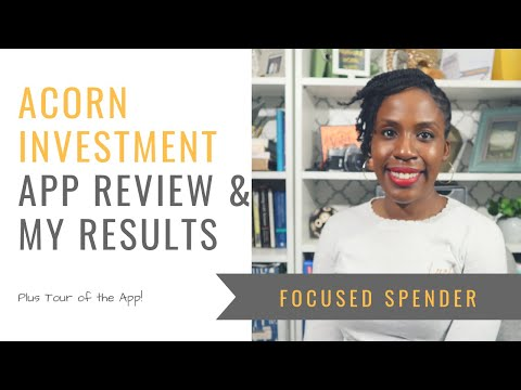 Acorns Investment App Review 2019 - My $20 per week investment & results - Plus TOUR