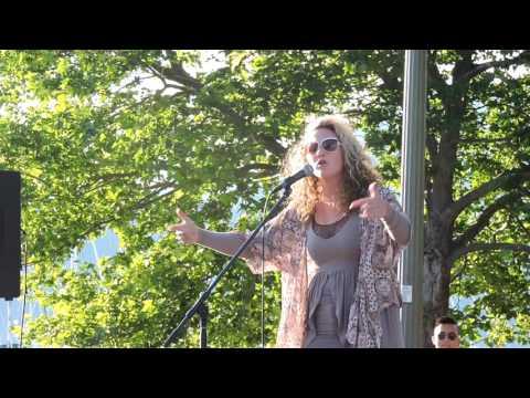 Kelowna Poetry Slam - Canada Day - Throwdown