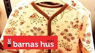 Одежда для новорожденного летом магазин Barnas Hus